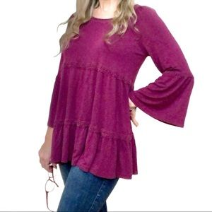 Spence Tunic Top